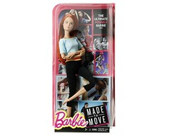 2016 Made to Move Redhead (toomanypictures1) Tags: night day barbie can move made be mattel 2016 i
