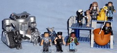 MiniMates - Terminator 2 (Darth Ray) Tags: 2 art sarah john day young connor battle assault cop motorcycle miles terminator combat damaged asylum swat dyson judgment inmate scorched cybernetic t1000 minimates t800 endoskeleton