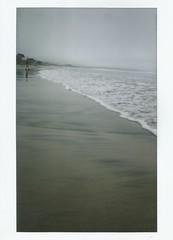 miramar beach, half moon bay (kristen cynthia) Tags: california halfmoonbay instantphotography miramarbeach fujifilminstax