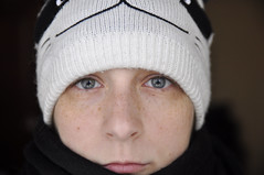 selfie cu pistrui (ariadna_a) Tags: freckles freckled freckle