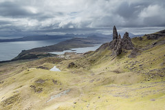 Old Man (pagniezjeanphilippe) Tags: uk blue light sky skye canon scotland oldman isle storr