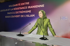 Maryam Rajavi welcomes French mayors to solidarity feast with Iranian Resistance, January 24,2016 (maryamrajavi) Tags: france french iran iraq newyear solidarity terrorism syria conference leader iranian violation  maryam mek resistance mayors opposition fundamentalism   representatives 2016 massoud  elected auverssuroise  humanright   mko mullahs  rajavi  pmoi radjavi oppositionleader  mojahedin  maryamrajavi    resistanceleader    iranianregime   ncriran