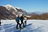 Concentrati a ciaspolare - Majella - Abruzzo - Italy