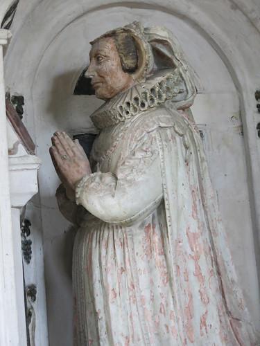 Tomb of Sir Thomas Barnardiston (d.1610)