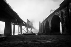 Runcorn Bridge (Richard Bayley) Tags: bridge runcorn widnes