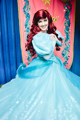 Ariel (dolewhip) Tags: ariel disney dca californiaadventure thelittlemermaid paradisepier arielsgrotto