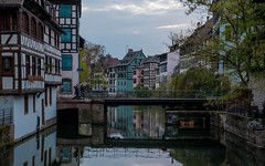 Strasbourg (06) (Vlado Ferenčić) Tags: street france cityscape cities strasbourg alsace rivers streetpeople tamron175028 nikond90 citiestowns