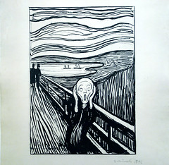 Munch, The Scream, 1895