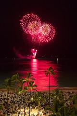 _HDA3799_181740.jpg (There is always more mystery) Tags: beach hawaii hotel waikiki oahu fireworks royalhawaiian