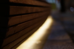 Bench (R Lashley) Tags: light closeup bench focus