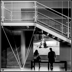 NOIR & BLANC culture connaissance (dumontet.gilles) Tags: france art de europe centre ngc culture exhibition exposition 55mm pompidou vivre autrement comprendre jugement sonya7r zeissf18 noustionstousdeshumainsjusqucequelareligionnoussparelethnienousloignelespolitiquesnousdivisentetlarichessenousclasse