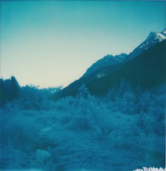 . (Careless Edition) Tags: winter mountain snow nature germany photography instant impossiblefilm