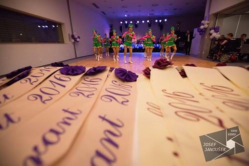 2016 01 29 - Maturitní ples PO2A & PO2B OAHŠ Třebíč IMG_0032
