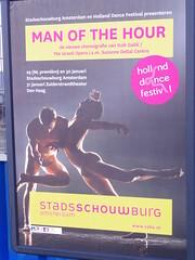 Man... (Janvier 2016) (Ostrevents) Tags: gay man netherlands amsterdam naked nude dance couple nu nederland exhibition netherland paysbas nederlands placard hollands homme affiche hollande eroticism chn erotisme ostrevents manofhour