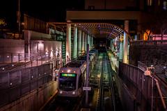 Memorial Park Metro Station (Ramirez_R) Tags: city losangeles metro sony pasadena a7ii sel35f28
