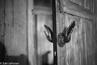 A Handful Door