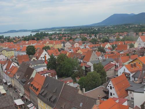 2012 08 24 Germania - Baviera - Fussen - Castello - Panorama_1782