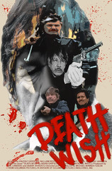 death wish movie poster (they say you laughed when you heard my name) Tags: movie poster death charles movieposter 70s wish 1970s bronson deathwish charlesbronson vigilante