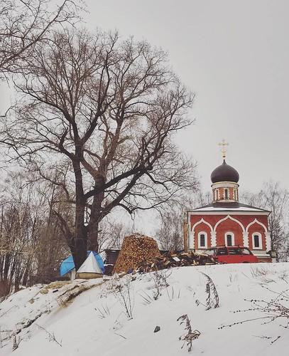ранним мартом | Собор Петра и Павла #широкастранамояродная