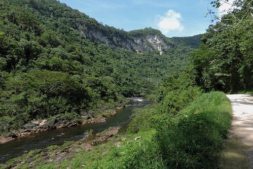 San Ignacio - Road to Black Rock Lodge