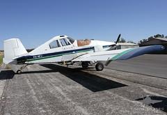 VH-NFJ AYRES S2R-T34 TURBO THRUSH (QFA744) Tags: turbo ayres thrush s2rt34 vhnfj