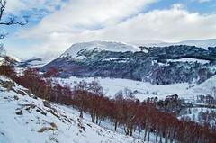 Wintry Glen Lyon (eric robb niven) Tags: landscape scotland perthshire glen winterspring glenlyon ericrobbniven