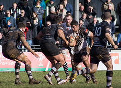 Pontypridd v Cross Keys #17 (PontyCyclops) Tags: road house club keys back football pain cross rugby centre union row full number half second hooker eight prop scrum maul pontypridd premiership winger rfc principality sardis ruck flanker
