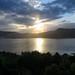 Pôr do Sol sobre a Lagoa da Conceição