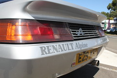 Renault Alpine V6 Turbo (jeremyg3030) Tags: cars renault turbo alpine gta v6
