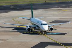 EI-RDM_3 (Daniel Hobbs | Spot2Log) Tags: plane airplane airport aircraft dusseldorf alitalia embraer planespotting dus eddl dusseldorfairport