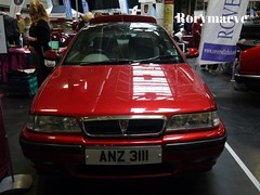 Rover 200 Coupe (Rorymacve Part II) Tags: auto road bus heritage cars sports car truck automobile estate transport rover historic motor saloon compact roadster rover800 motorvehicle rover200