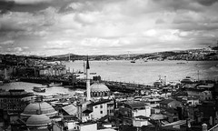 From Istanbul with love (oguz.unver) Tags: history turkey blackwhite culture istanbul bosphorus