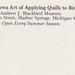 NW Harbor Springs MI 1960s Native Artist creating Quill and Birchbark Art Pieces Native American Indian AMERICANA Odawa Chippewa Ottawa Indian Family Heritage Blackbird Museum2