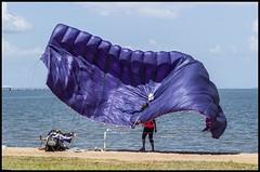 The Tandum has landed-1= (Sheba_Also) Tags: beach bells landed has the clontarf tandum