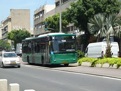 75-668-69 (58123) (Elad283) Tags: bus israel publictransportation haifa ישראל pioneer חיפה scania egged אוטובוס merkavim אגד eggedbus n280ub israelbus