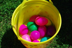 IMGP6677 (Magda of Austin) Tags: easter bucket eggs easteregghunt localpark kidsevent