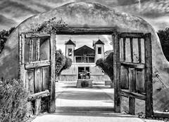 El Santuario de Chimayo, New Mexico (Trent9701) Tags: travel newmexico church sanctuary chimayo elsantuariodechimayo trentcooper