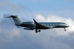 Bank of Utah Trusteee   Gulfstream G650   N650GL (Globespotter) Tags: paris utah bank le gulfstream bourget g650 n650gl trusteee