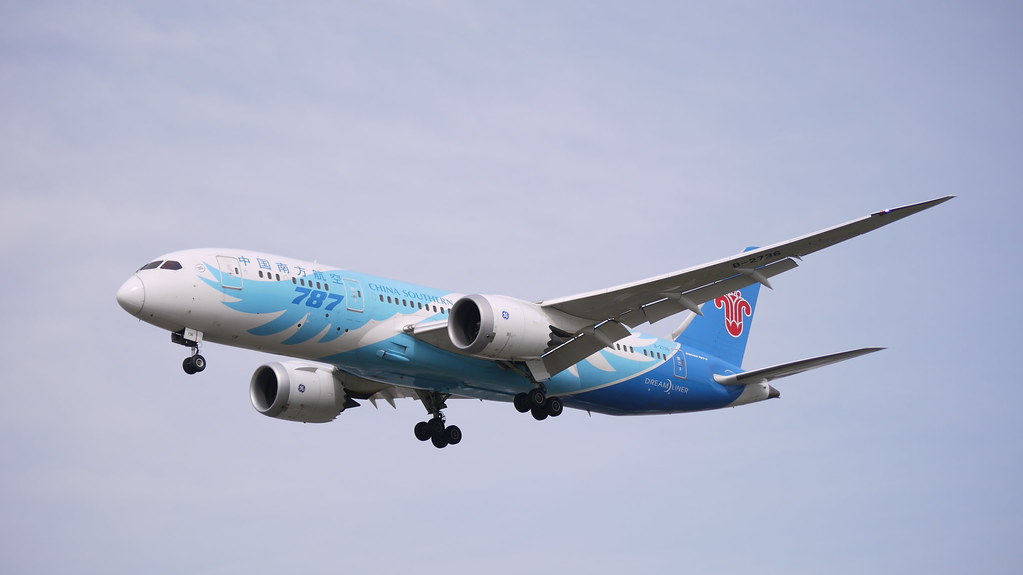 The world 39 s best photos of china and liner flickr hive mind - China southern airlines london office ...