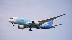 B787-8 (liamr685) Tags: china london heathrow aircraft air dream egypt 7 emirates southern american airbus a380 british boeing airways airlines 777 triple tam 747 lhr 767 737 a320 dhl liner a319 a321 787 a300 turkmenistan a318 egll dreamliner liamr685