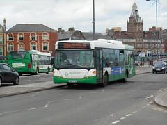 Newport Bus 47 (Welsh Bus 16) Tags: newport 47 scania omnicity newportbus yn57fzp