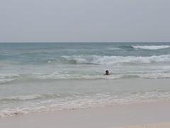 """Tulum: la plage devant des kms d'hôtels et restaurants pour touristes <a style=""""margin-left:10px; font-size:0.8em;"""" href=""""http://www.flickr.com/photos/127723101@N04/25961029222/"""" target=""""_blank"""">@flickr</a>"""