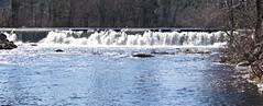 P1190765 (Rimager) Tags: water river waterfall dam fallingwater