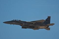 f15 flyby (SoBroEdu) Tags: usaf 5star f15 nellis aviationnation miltaryaviation