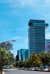 Reforma 332 a (L Urquiza) Tags: city mexico arquitectura edificio ciudad paseo reforma