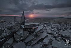 Mordor (theinksurgeon) Tags: sunset abandoned beautiful wales mine slate llanberis snowdonia derelict quarry mordor dinorwic dinorwig slatemine slatequarry leefilters