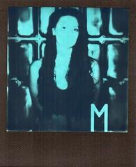 m (dannygaron) Tags: exposure double 600 alphabet filmisnotdead theimpossibleproject snapitseeit instantlab makerealphotos filmdigitalfilm