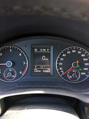 iPhone 2747 (mary2678) Tags: cold car burlington vermont temperature vt