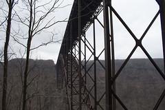 Under the Bridge (zodia81) Tags: bridge nature river wv westvirginia fayetteville newriver newrivergorge fayettecounty archbridge