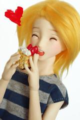 Manju (customlovers) Tags: doll bjd dollfie manju apodoll